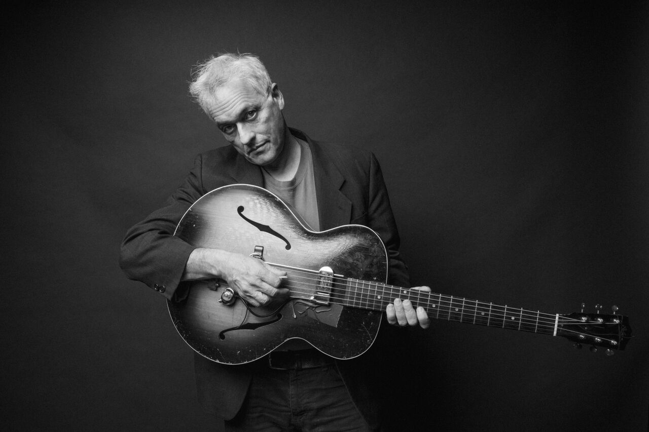 Virtue and virtuosity collide in Marc Ribot's new collection of political songs. (Photograph by Ebru Yildiz)