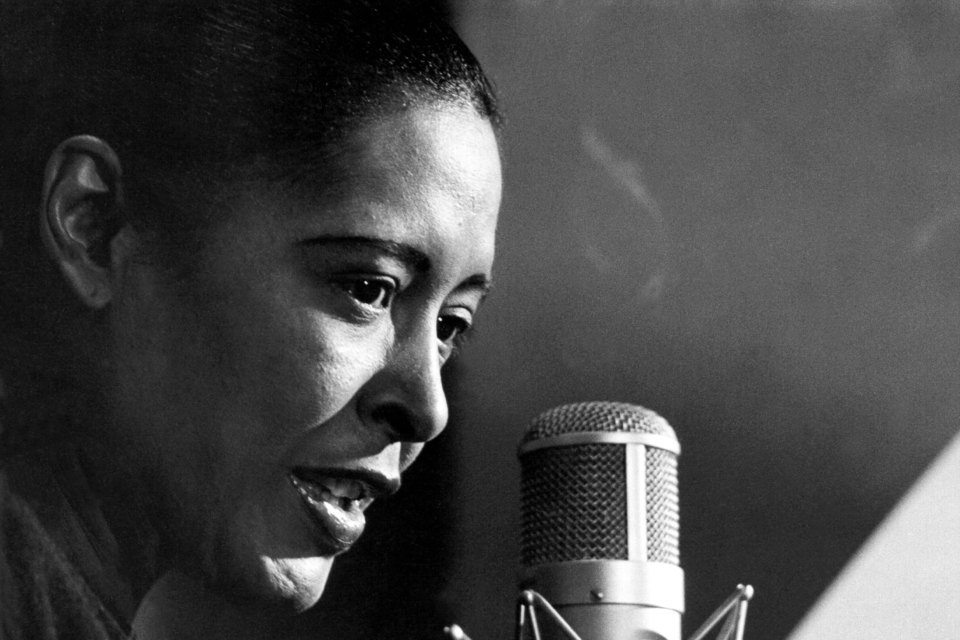 Circa 1970: Billie Holiday. (Photograph by Michael Ochs Archives/Getty Images)