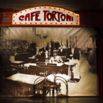 December 2010: Cafe Tortoni in Buenos Aires. (Photograph by Luis Davilla/Cover/Getty Images)