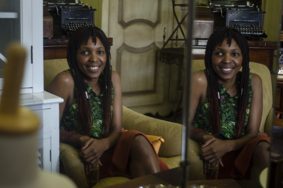 Thank Nthuli © Rethabile Ts'eiso-Phakisi
