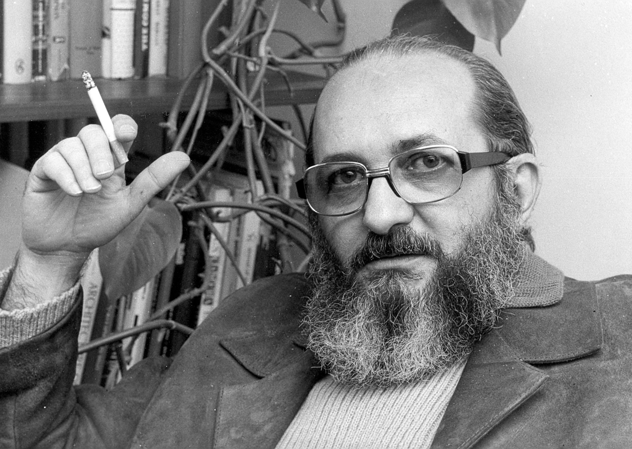 1970: Brazilian educator and philosopher Paulo Freire who was a leading advocate of critical pedagogy. He is best known for his influential work, Pedagogy of the Oppressed. (Photograph by Getty Images)