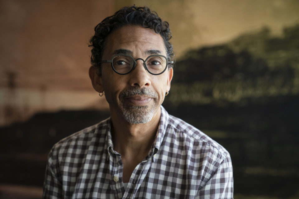 20 March 2019: Scholar, writer and activist Robin DG Kelley.