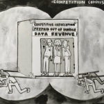 Do proposed regulations aimed at reducing data costs go far enough? Illustration by Daniel Nel