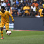 9 February 2019: Happy Mashiane of Kaizer Chiefs on the ball during the Absa Premiership match between Orlando Pirates and Kaizer Chiefs at FNB Stadium in Johannesburg. (Photograph by Lefty Shivambu/Gallo Images)