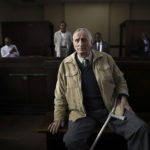 30 July 2018: Former security branch administrative clerk Joao Rodrigues in the Johannesburg magistrate's court in relation to the 1971 murder of activist Ahmed Timol. (Photograph by Gallo Images/ Sowetan/ Alon Skuy)