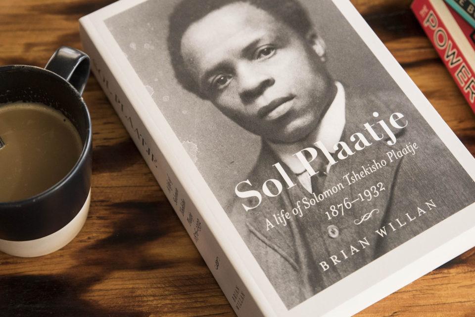 'Sol Plaatje – A life of Solomon Tshekisho Plaatje 1876–1932' by Brian Willan.