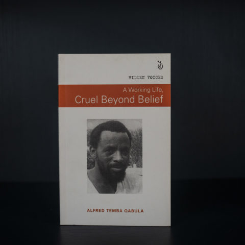 6 November 2018: Alfred Temba Qabula's A Working Life, Cruel Beyond Belief.