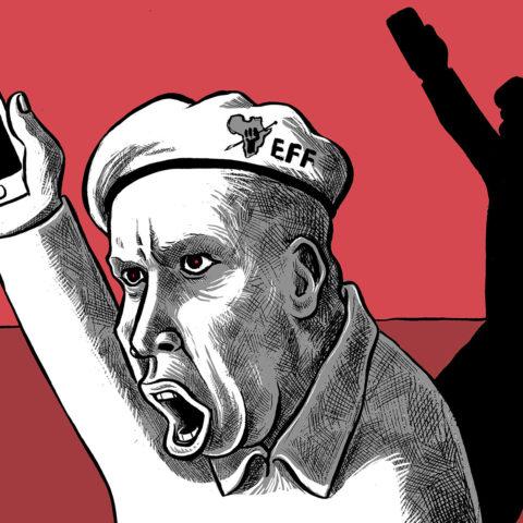 Cartoon by Carlos | Slanderer-in-Chief