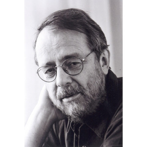 A portrait of freedom fighter, teacher and author Hugh Lewin, who has died aged 79. (Photograph courtesy of Penguin Random House)
