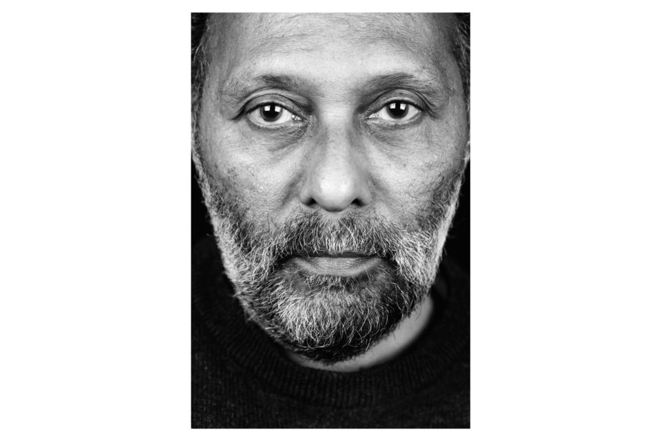 26 July 1996: The renowned Jamaican sociologist Stuart Hall. (Photograph by Donald Maclellan/Getty Images)