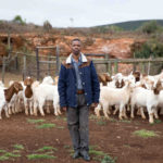 25 May 2018: Zwelothando Moni who was born and raised at Blaauwkrantz Farm is one of the workers involved in a land dispute with Eastern Cape farmer Arthur Rudman.
