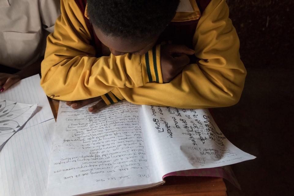 2 August 2018: Vhulaudzi Secondary School in Matakani, Makado in rural Limpopo is in disrepair.