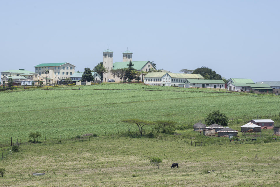 14 November 2018: The St Joseph church, in the Roman Catholic parish of Mbongolwane, KwaZulu-Natal, was in a bitter dispute with the Mzobe family, relatives of former president Jacob Zuma.
