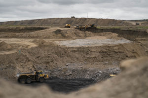 26 March 2019: Operations at Ikwezi Mining's Newcastle Project.