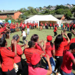 Abahlali baseMjondolo's annual Unfreedom Day Rally held at the Springfield Park Sports Ground, Durban on 22 April 2018.