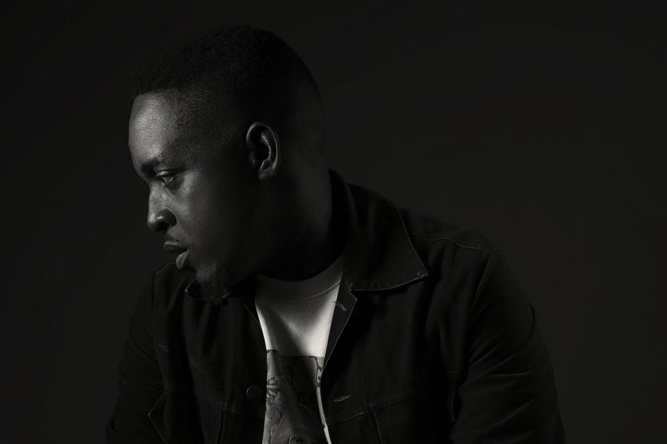 MI Abaga, an elder of Nigerian rap, offers solutions to the issues of racism, self-hate and the competitive nature of rap on his new album. (Photograph by Anny Robert courtesy of Africori/Chocolate City)