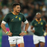 16 June 2017: Captain Juan de Jongh during the match between South Africa A and the French Barbarians at Moses Mabhida Stadium in Durban. (Photograph by Steve Haag/Gallo Images)