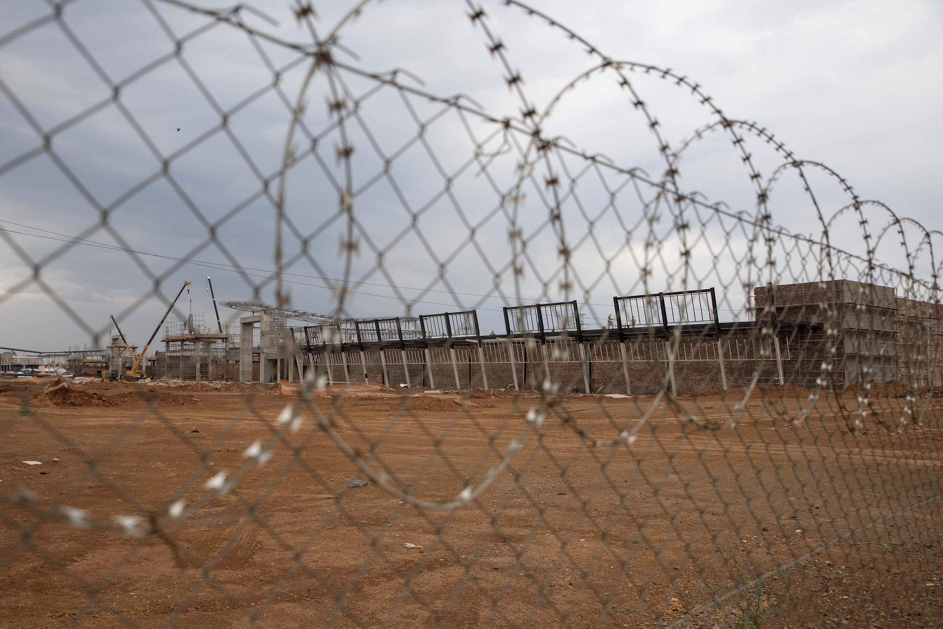 Mamelodi street traders left out in the cold : New Frame