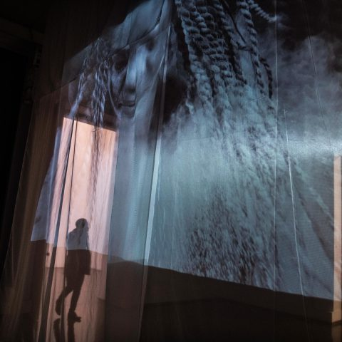 23 May 2019: A video installation by Gladys Kalichini called Burial: Erasing Erasure.