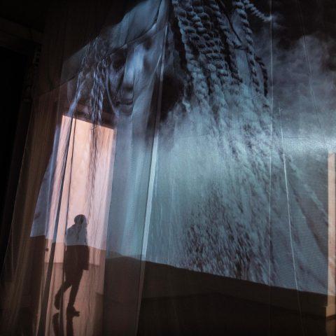 23 May 2019: A video installation by Gladys Kalichini called Burial: Erasing Erasure.