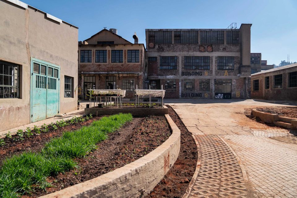 20 June 2019: Victoria Yards in Lorentzville, Johannesburg, tries to create an inclusive, creative space in the heart of the city.