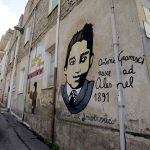 2 January 2018: A mural in honour of Antonio Gramsci in Orgosolo in Sardinia. Orgosolo's famed murals tell of the politics, everyday life, tradition and history of the Italian island. (Photograph by Simona Granati-Corbis/Corbis via Getty Images)