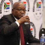 17 July 2019: Former president Jacob Zuma during his testimony at the Zondo Commission of Inquiry into State Capture in Johannesburg, South Africa. (Photograph by Gallo Images/ Sowetan/ Thulani Mbele)