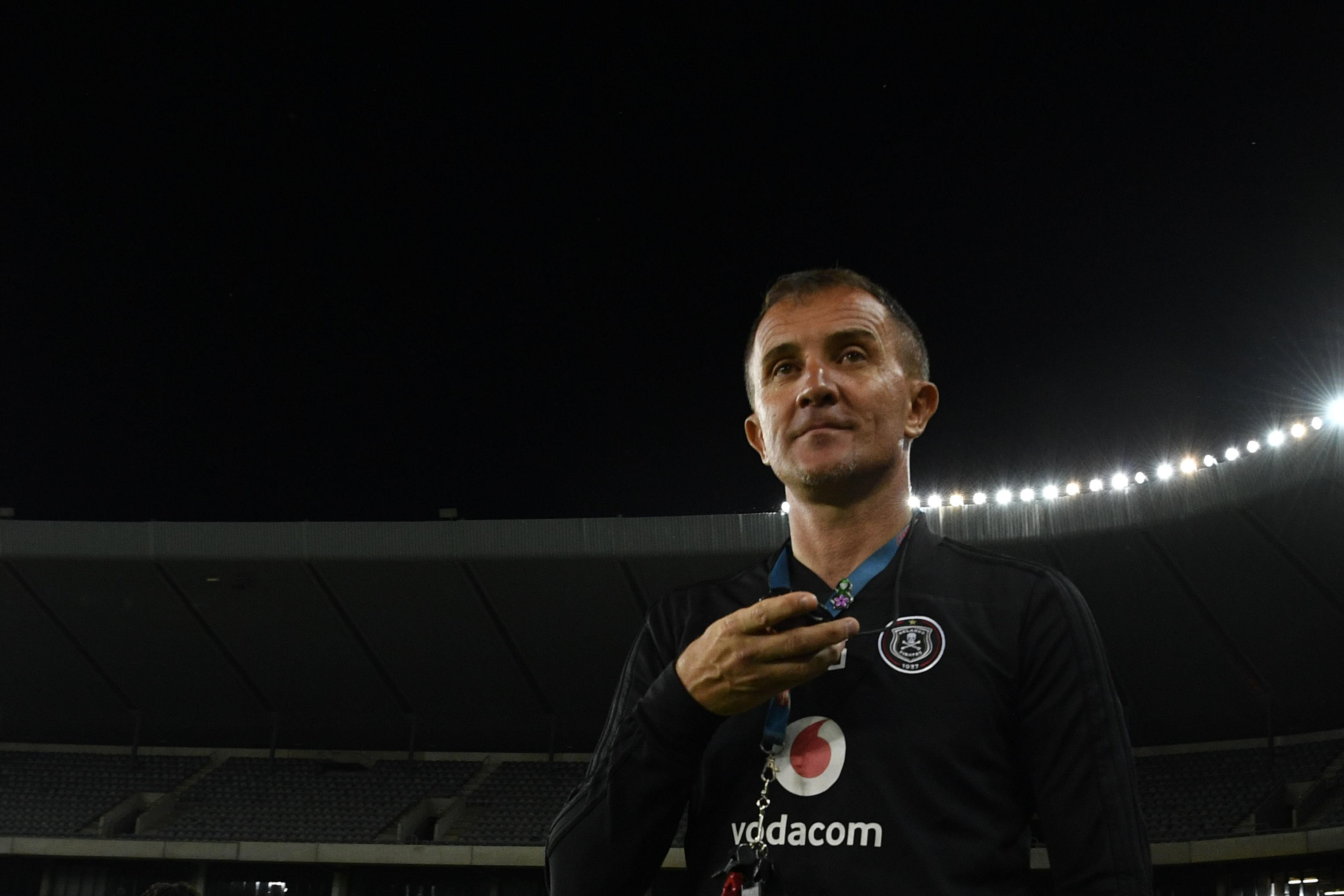 Milutin Sredojevic eyes the ultimate football prize : New Frame
