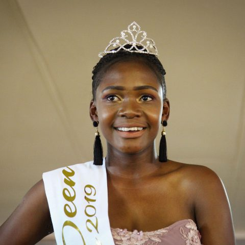 29 June 2019: Sinenhlanhla Simelane, 17, was crowned Miss Teen Amsterdam 2019 at a beauty pageant attended by close to 500 people.