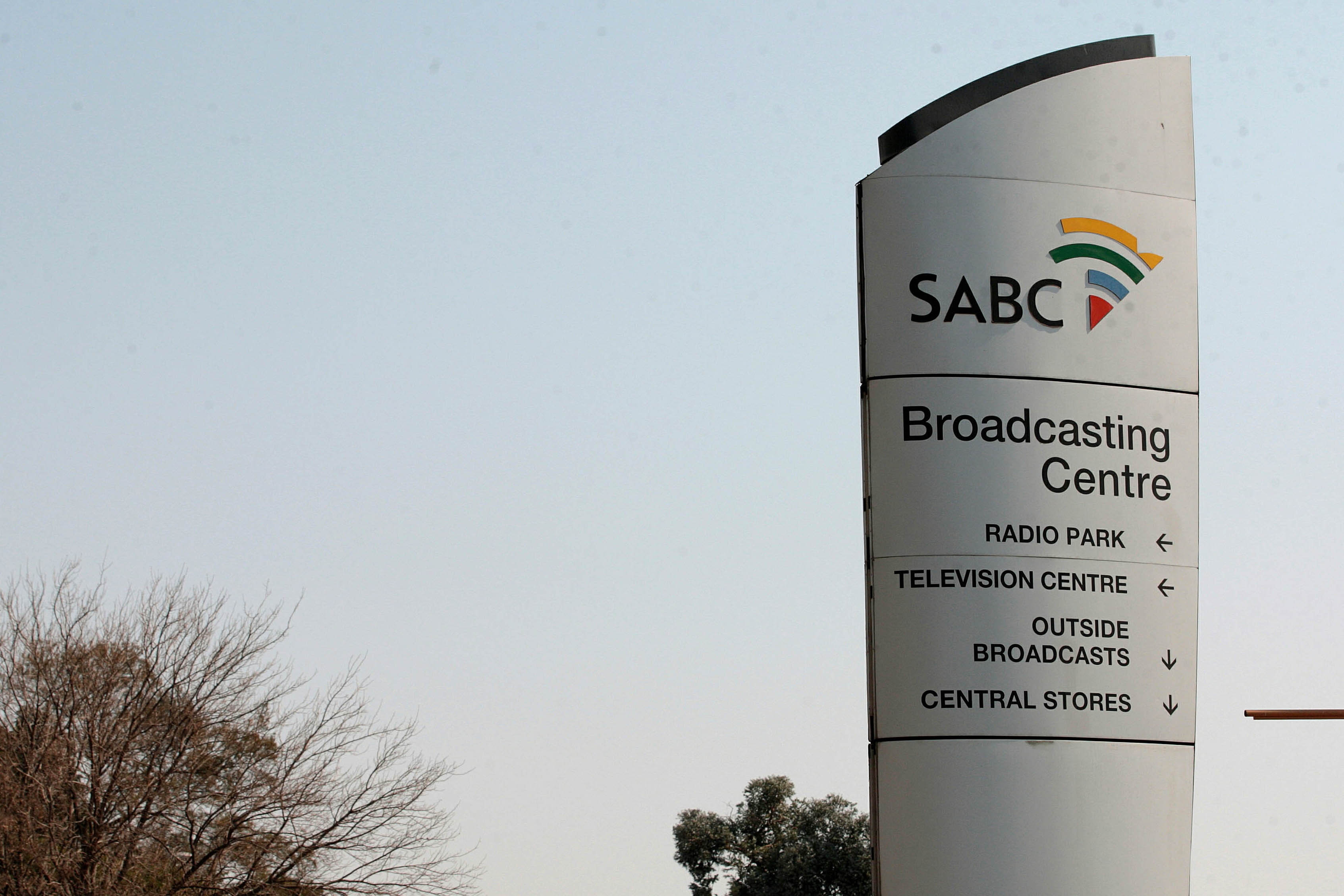5 August 2019: The SABC building in Auckland Park, Johannesburg. The public broadcaster cannot afford to buy the rights from MultiChoice to televise sporting events. (Photograph by Gallo Images/Sowetan/Veli Nhlapo)