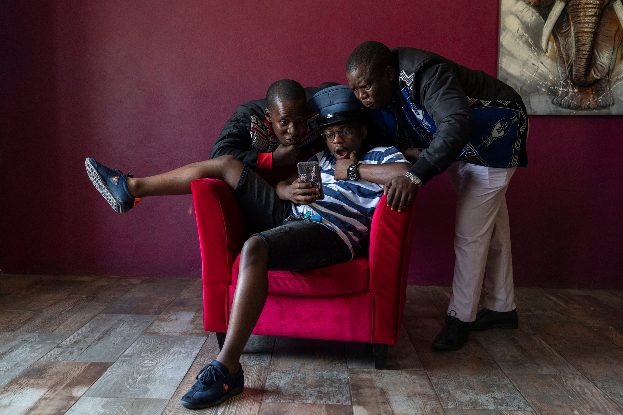7 August 2019: The popular comedy trio has managed to leverage social media to grow their comedic imprint in eSwatini and South Africa.