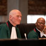 20 August 2019: Justice Edwin Cameron has retired from the Constitutional Court after 25 years.