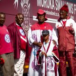 17 August 2019: Young and old, different generations of Moroka Swallows supporters came out in their numbers to back the team on their return to professional football.