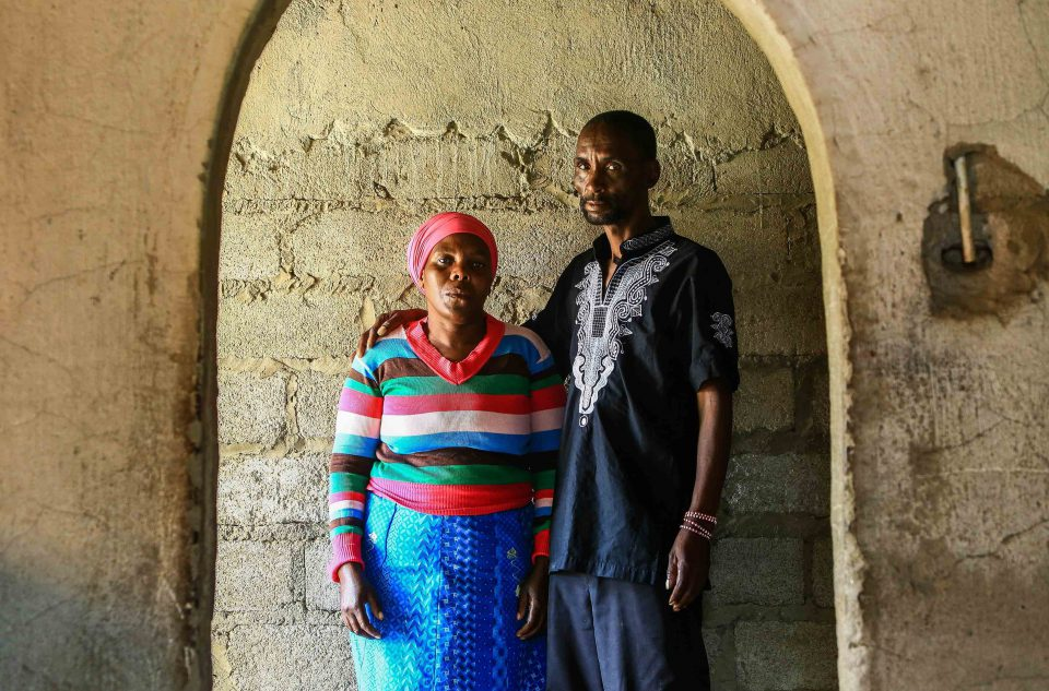10 November 2017: Rosina and Maloti Komape are hoping the appeal court will grant them damages for 'grief', a claim not yet recognised in law. (Photograph by Gallo Images/Sunday Times/Simphiwe Nkwali)