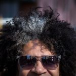 7 June 2019: It's in the distinctive hair: Marc Lottering celebrates 21 years of making people laugh.