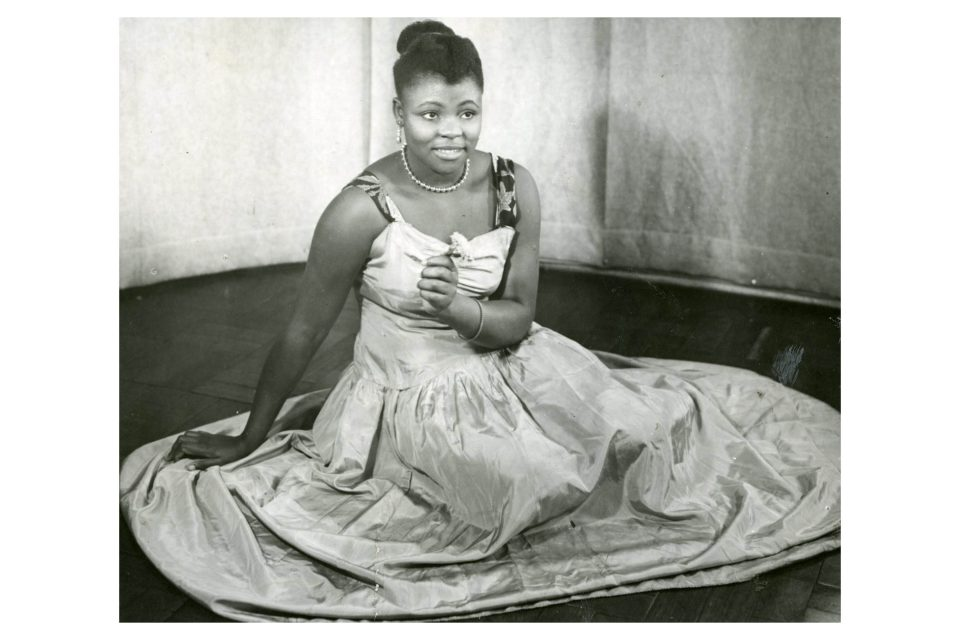 Undated: Legendary South African singer Dorothy Masuka. (Photograph by Gallo Images / Sowetan)