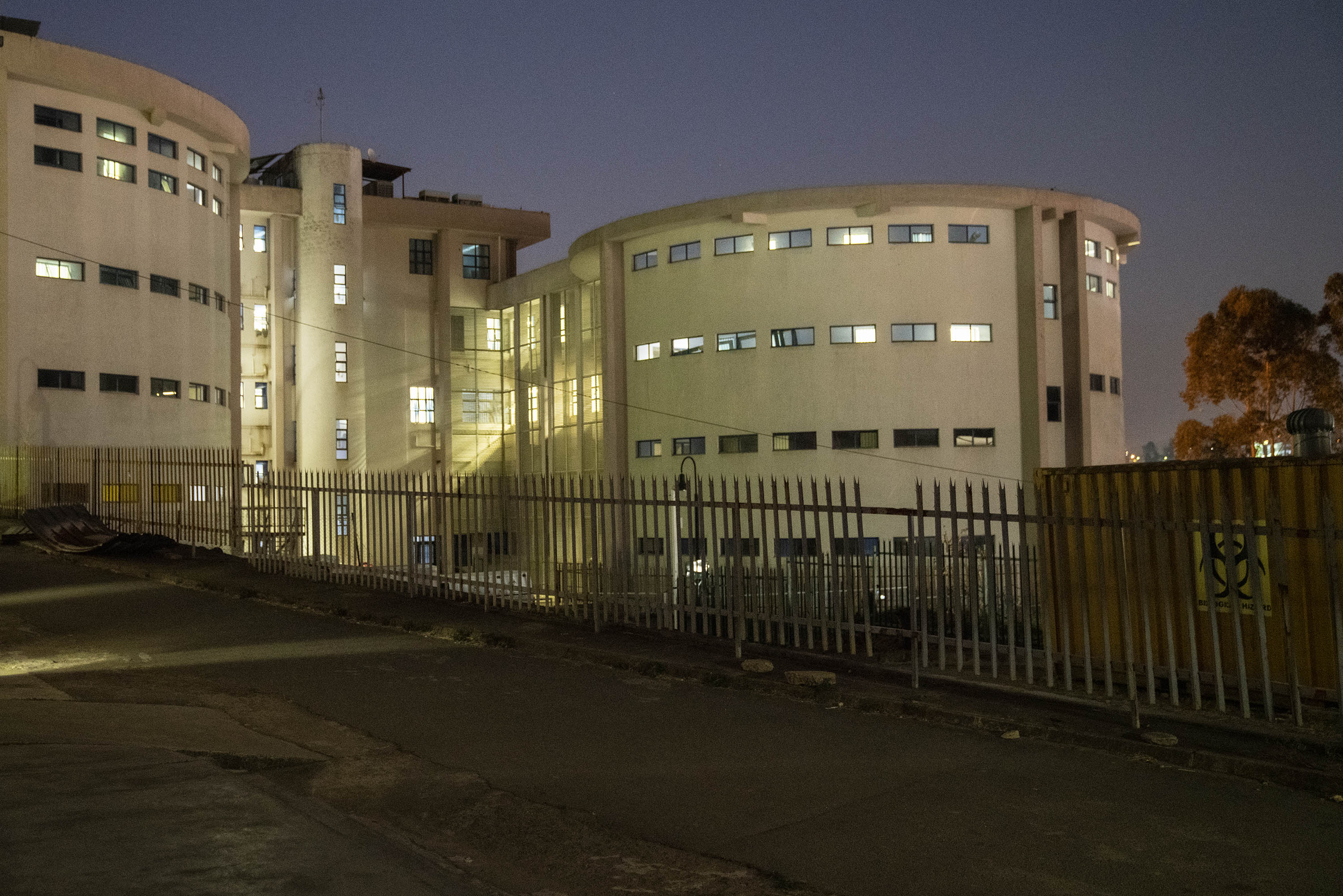 7 August 2019: The Mbabane Government Hospital, the biggest in the country, is understaffed and experiencing shortages of medication, food and basics such as prescription notepads.