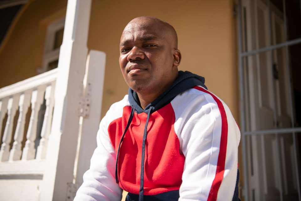 28 August 2019: Siyabonga Modikoe is the programme officer for small-scale farming at Khanyisa Education and Development Trust in Port Elizabeth.