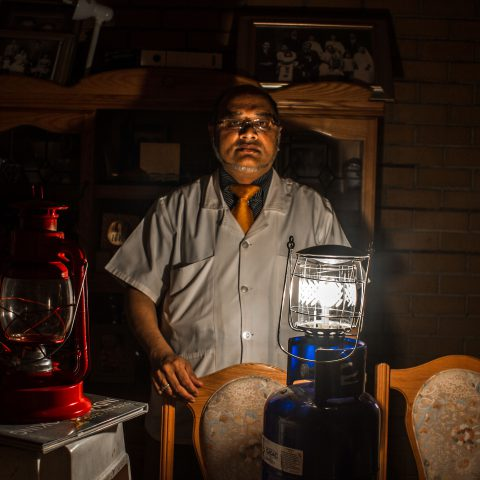 13 September 2019: Naveen Maharaj has decided it's time to go back to basics, because he can't afford electricity any longer. He says he has accepted that 'electricity is for the elite'.