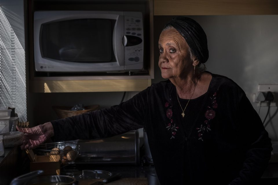 3 September 2019: Cass Abrahams has arthritis and rarely does any heavy lifting in the kitchen. She teaches verbally, providing insight into the origins of dishes and why they are cooked a certain way. She is particularly hands-on when it comes to spices.