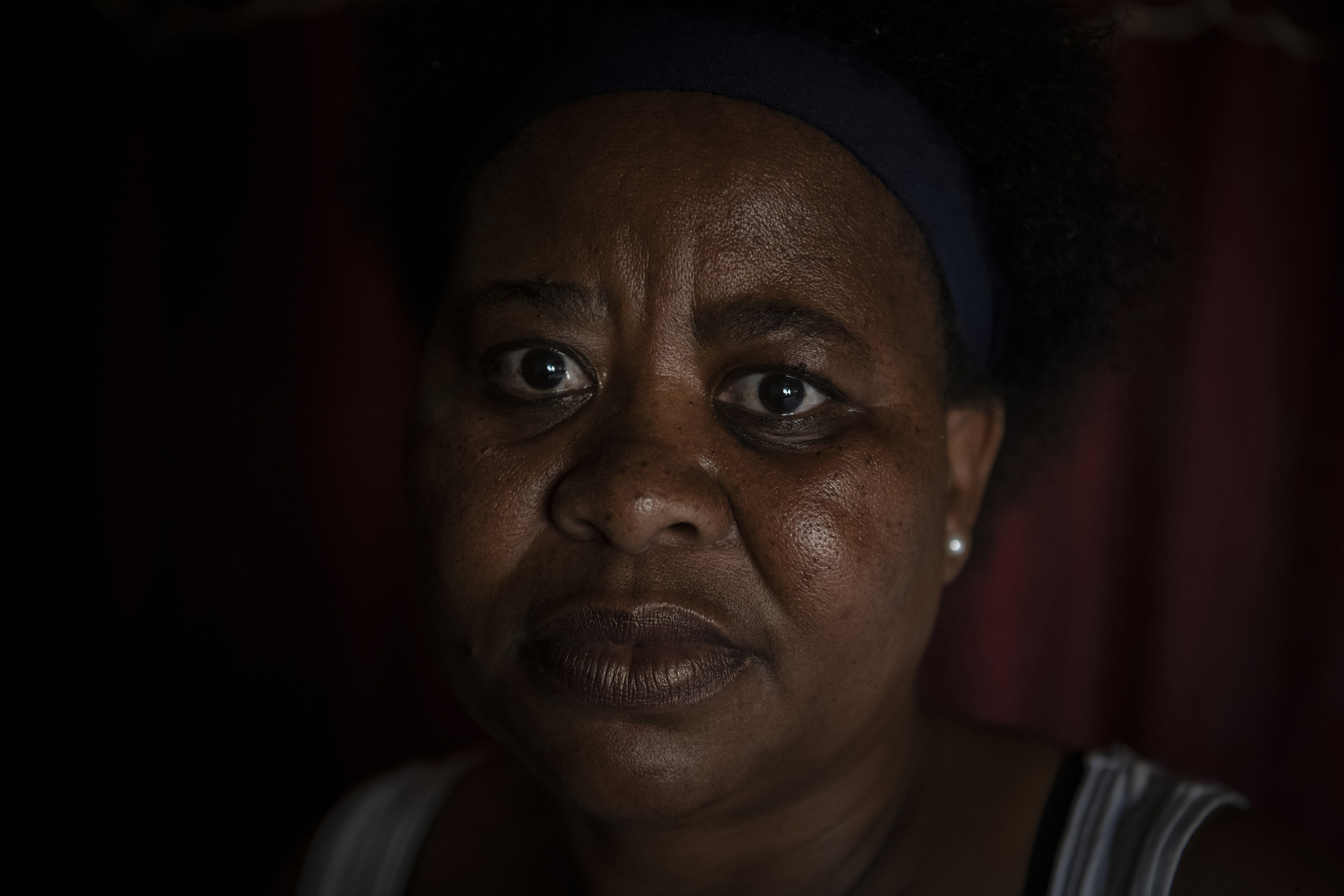 23 September 2019: 'My mother believed that a woman's grave is at the residence of her in-laws,' says Poppy Makgobatlou, who was abused by her husband.