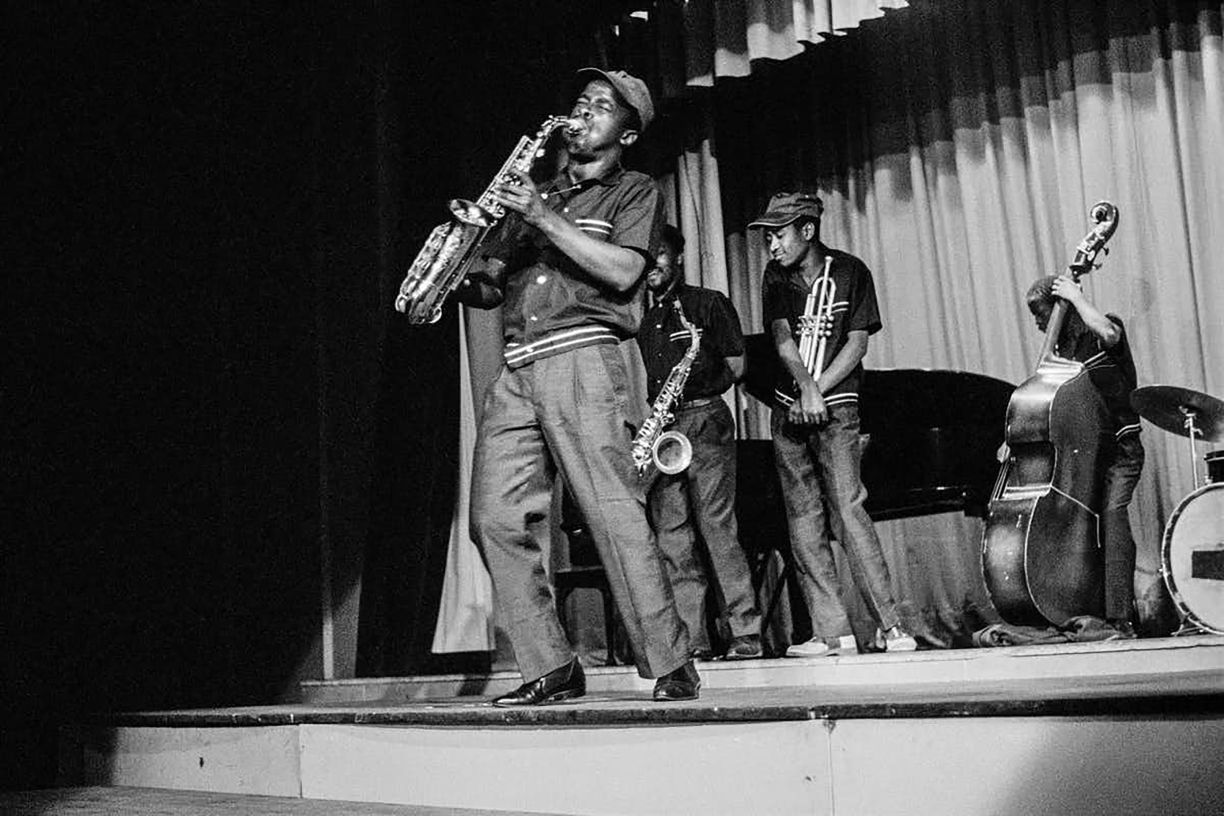 1964: This concert in the then University of Natal Pietermaritzburg's Great Hall was one of the band's last performances in South Africa before its members went into exile.