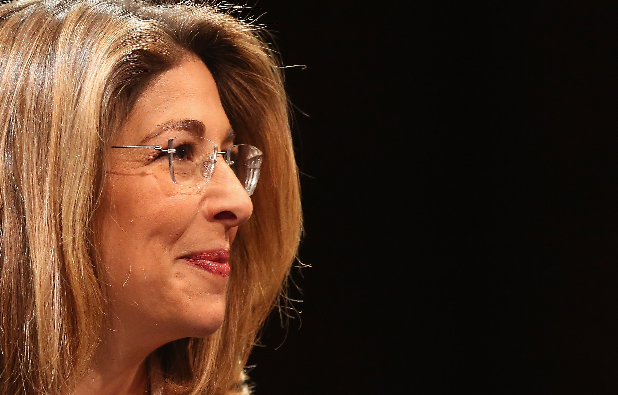 22 March 2015: Naomi Klein, Canadian author, journalist and social activist, who in her latest publication, On Fire: The Burning Case for A Green New Deal, presents the climate emergency's stakes. (Photograph by Adam Berry/Getty Images)