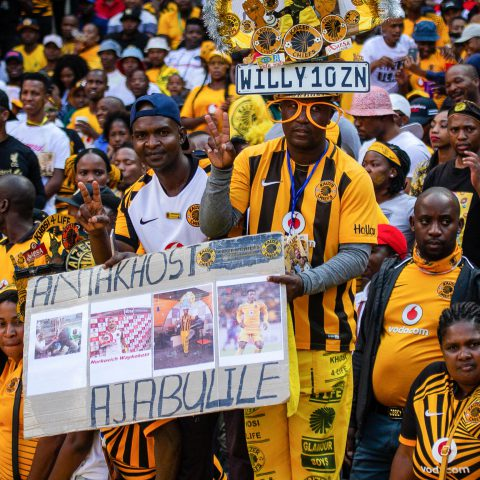9 November 2019: Fans of Kaizer Chiefs are ecstatic, with their team beating archrivals Orlando Pirates twice in seven days.