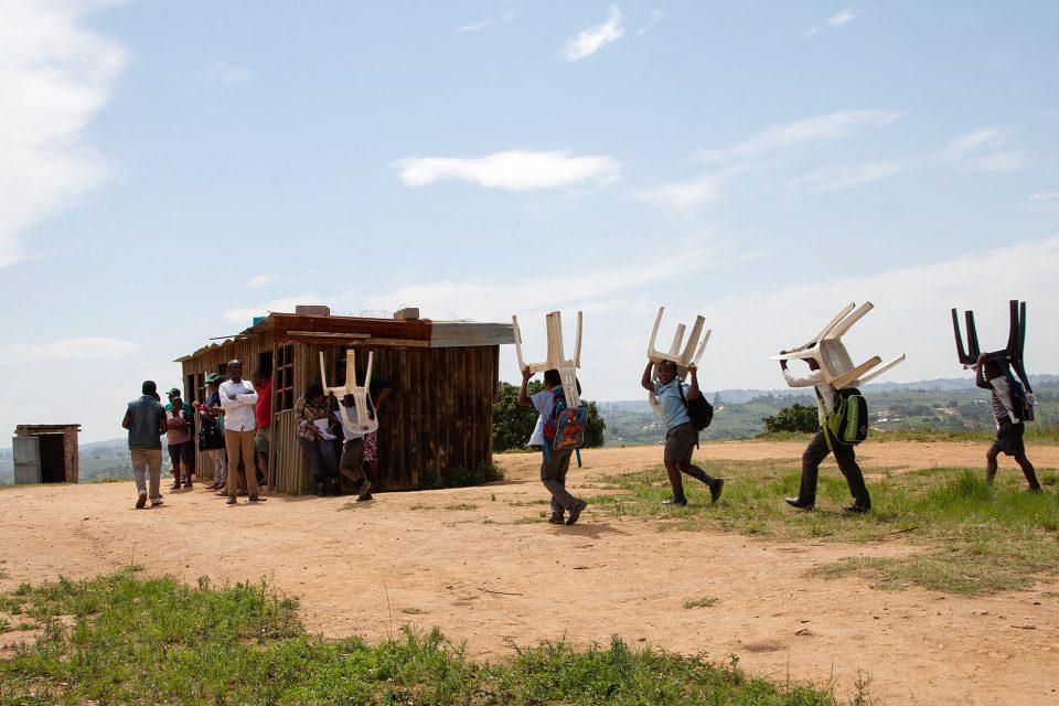 8 November 2019: Ramnarain Farm School near Hazelmere Dam in Ndwedwe, which is outside Verulam in KwaZulu-Natal.