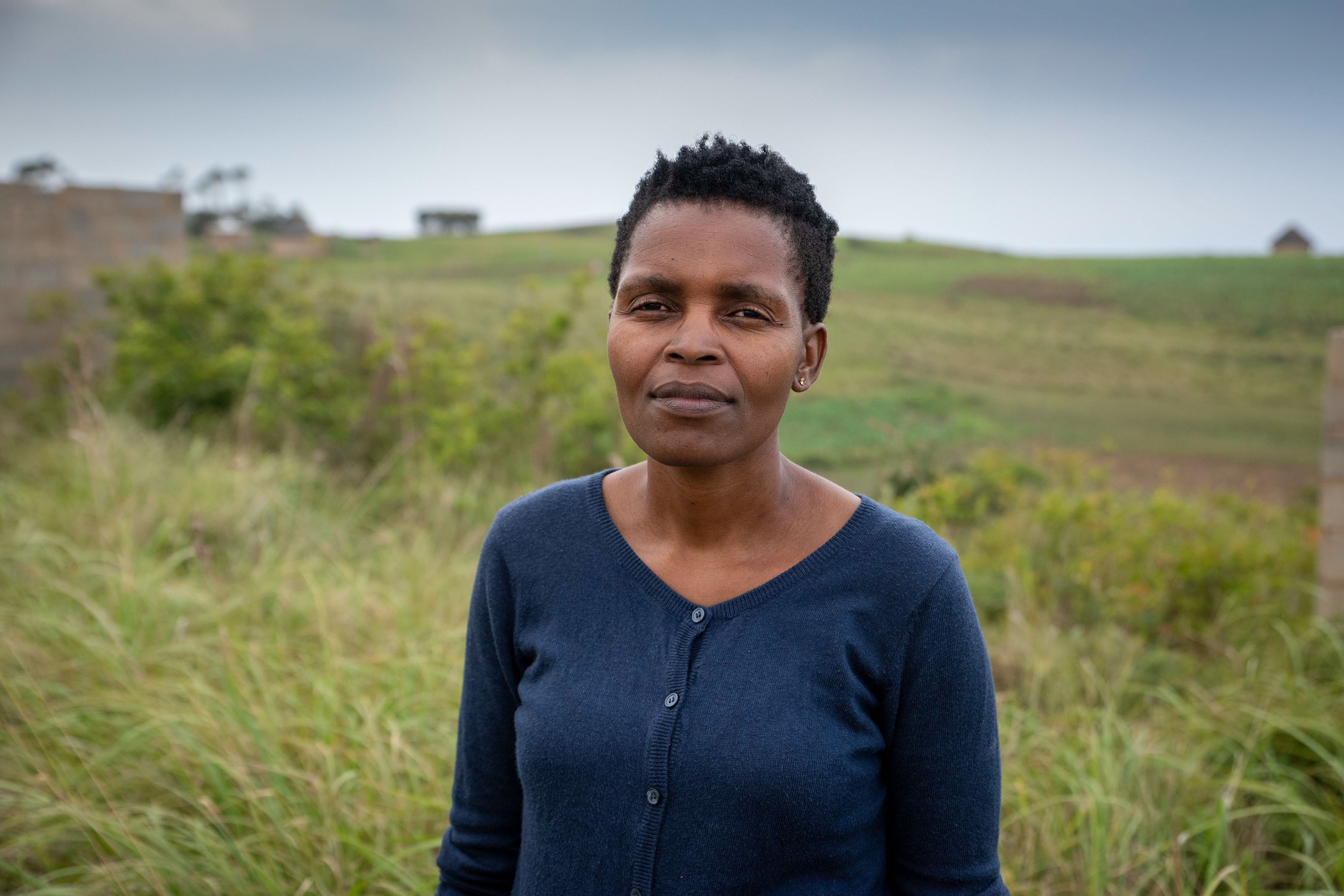 20 November 2018: Nonhle Mbuthuma is one of the three founders of the Amadiba Crisis Committee, which formed to fight off attempts on the land.