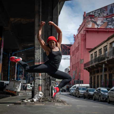 10 December 2019: Award-winning dancer and choreographer Lulu Mlangeni feels 'like a goddess' in work and life.