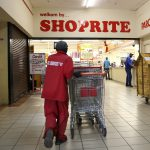 23 February 2016: A Shoprite store in Johannesburg. The Competition Commission inquiry found that the 'vast majority' of Shoprite and Spar leases and the 'majority' of Pick n Pay leases have exclusivity provisions. (Photograph by Siphiwe Sibeko/Reuters)