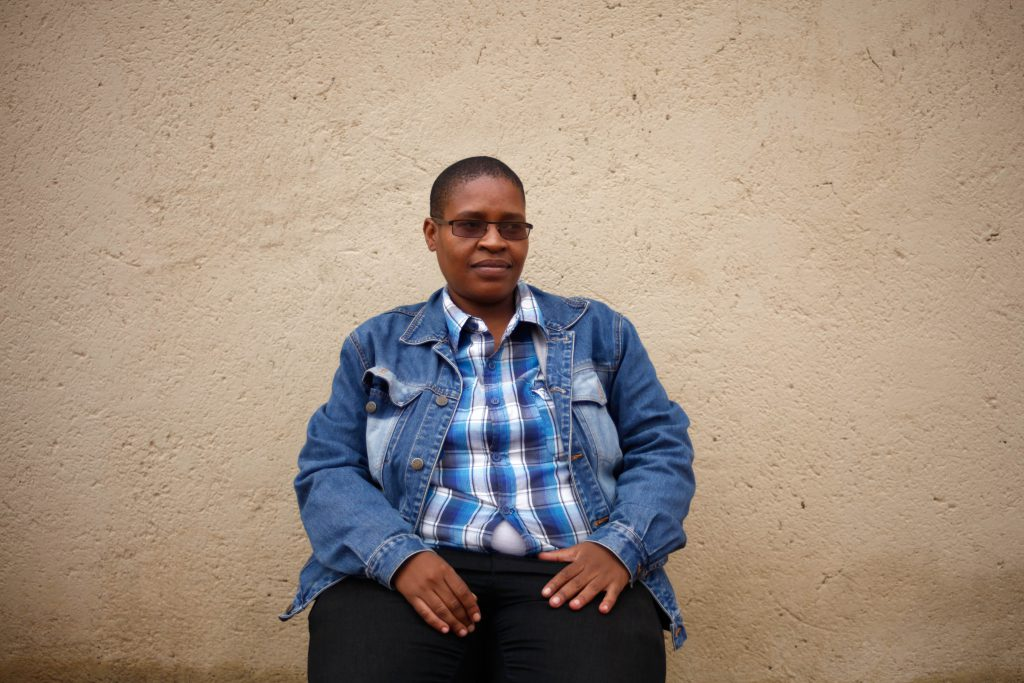 11 January 2020: Lebo Monama, an activist with the Limpopo-based queer rights organisation Capricorn Ignited LGBTI, praised Nare Mphela's victory in court against discrimination, saying it uplifted the province.