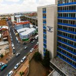 27 October 2015: The Johannesburg Central Police Station was called John Vorster Square during apartheid. Security Branch officers interrogated political detainees on its ninth and 10th floors.